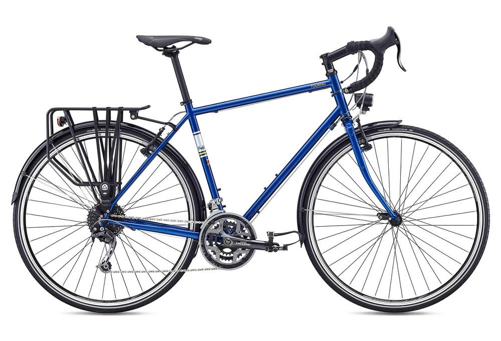 여행용 자전거 _ 후지 투어링 _ 블루.jpg